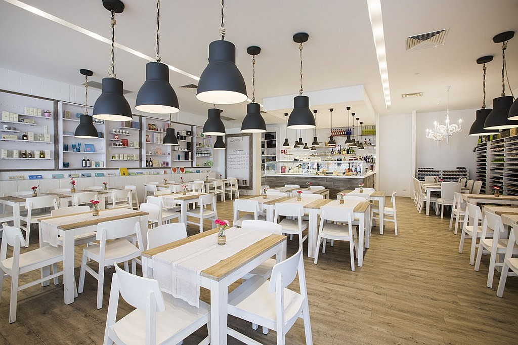 Online interior design of an italian restaurant in perth