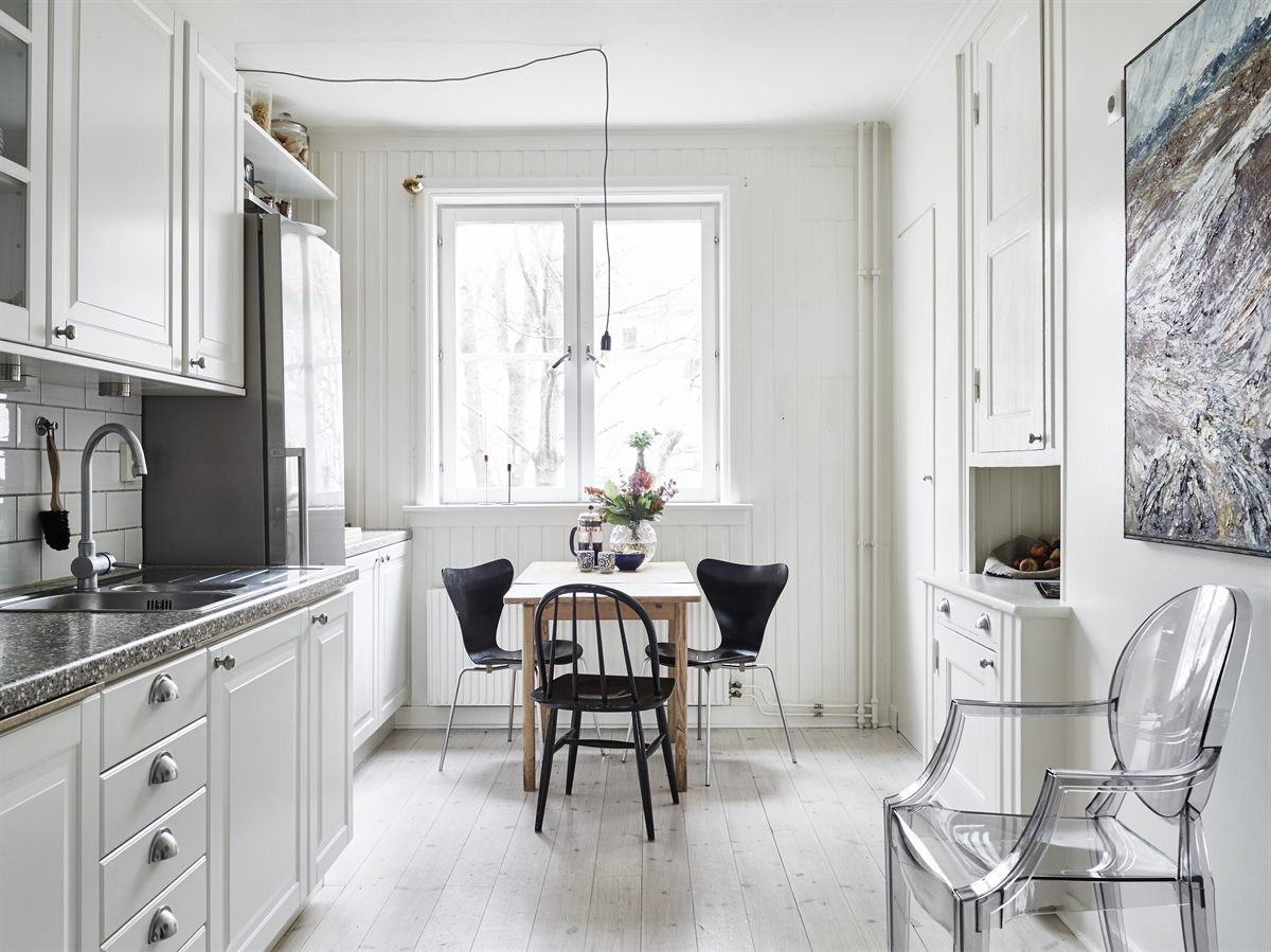 Idea Kitchen Home Tour Tiny Studio Apartment With Smart Space Saving Design