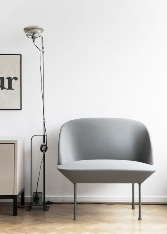 Scandinavian style interiors, scandinavian living, muuto interior design, muuto