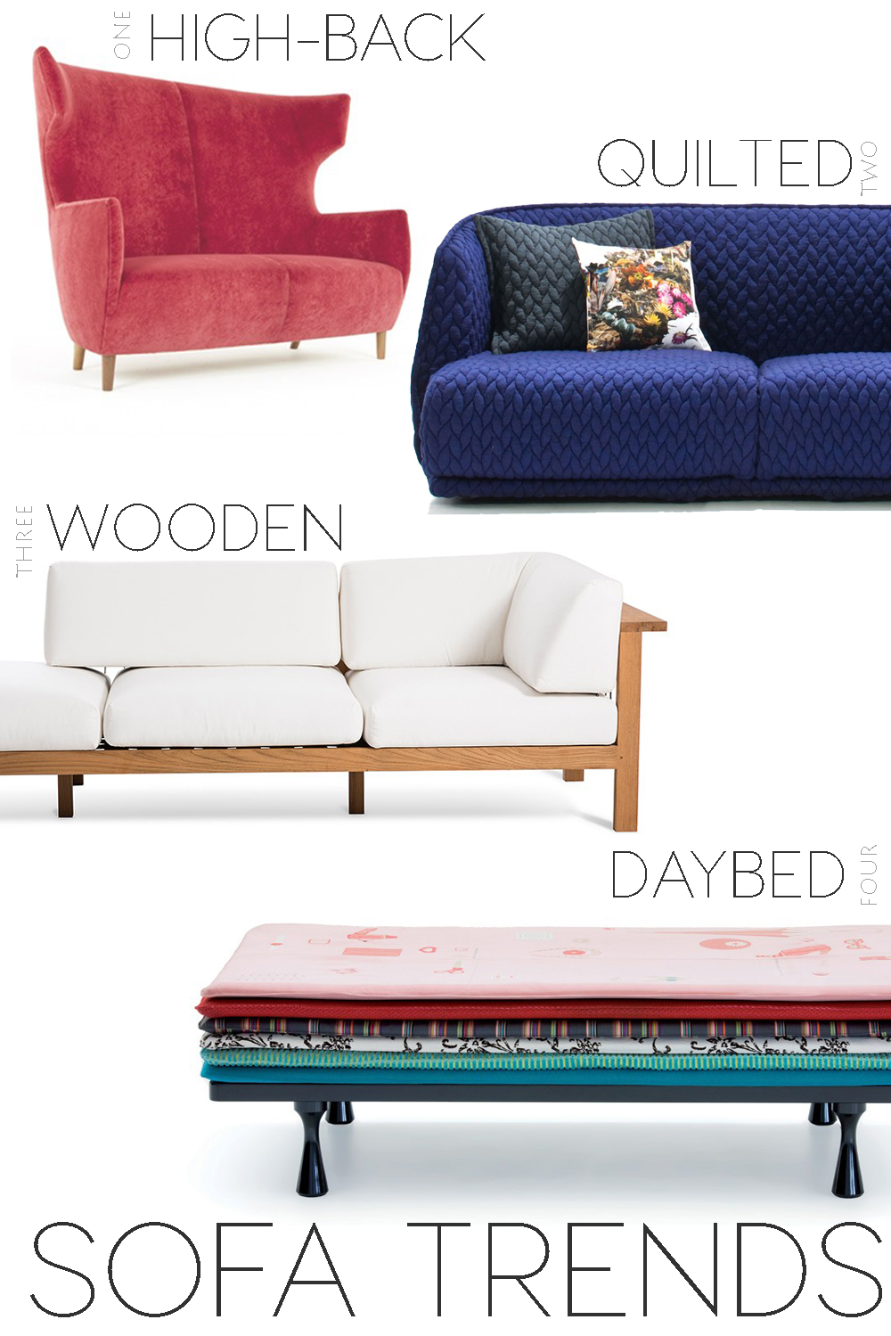 Sofa Trends And Top Designers Sofas To Buy This Year