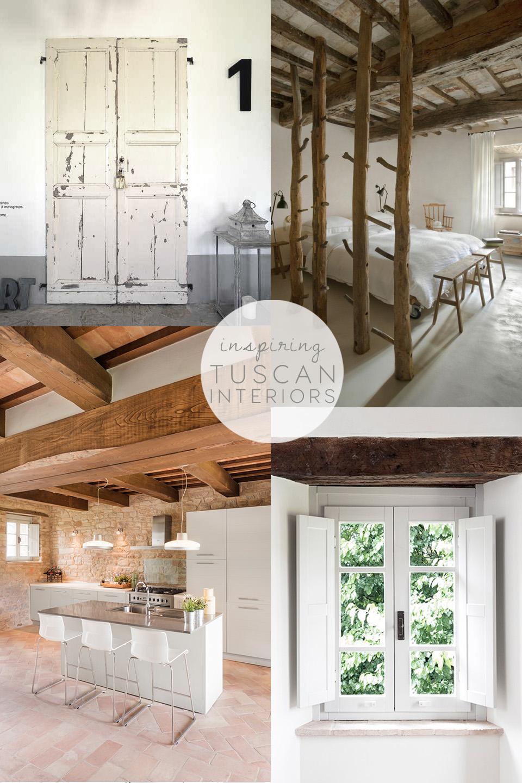 Tuscan Interiors Interior Tuscany Design Italian Home