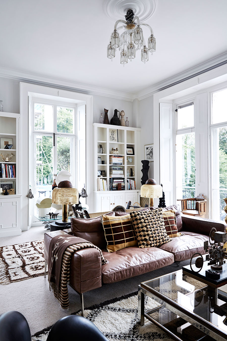 Amazing Boho Chic Interior In London By Malene Birger