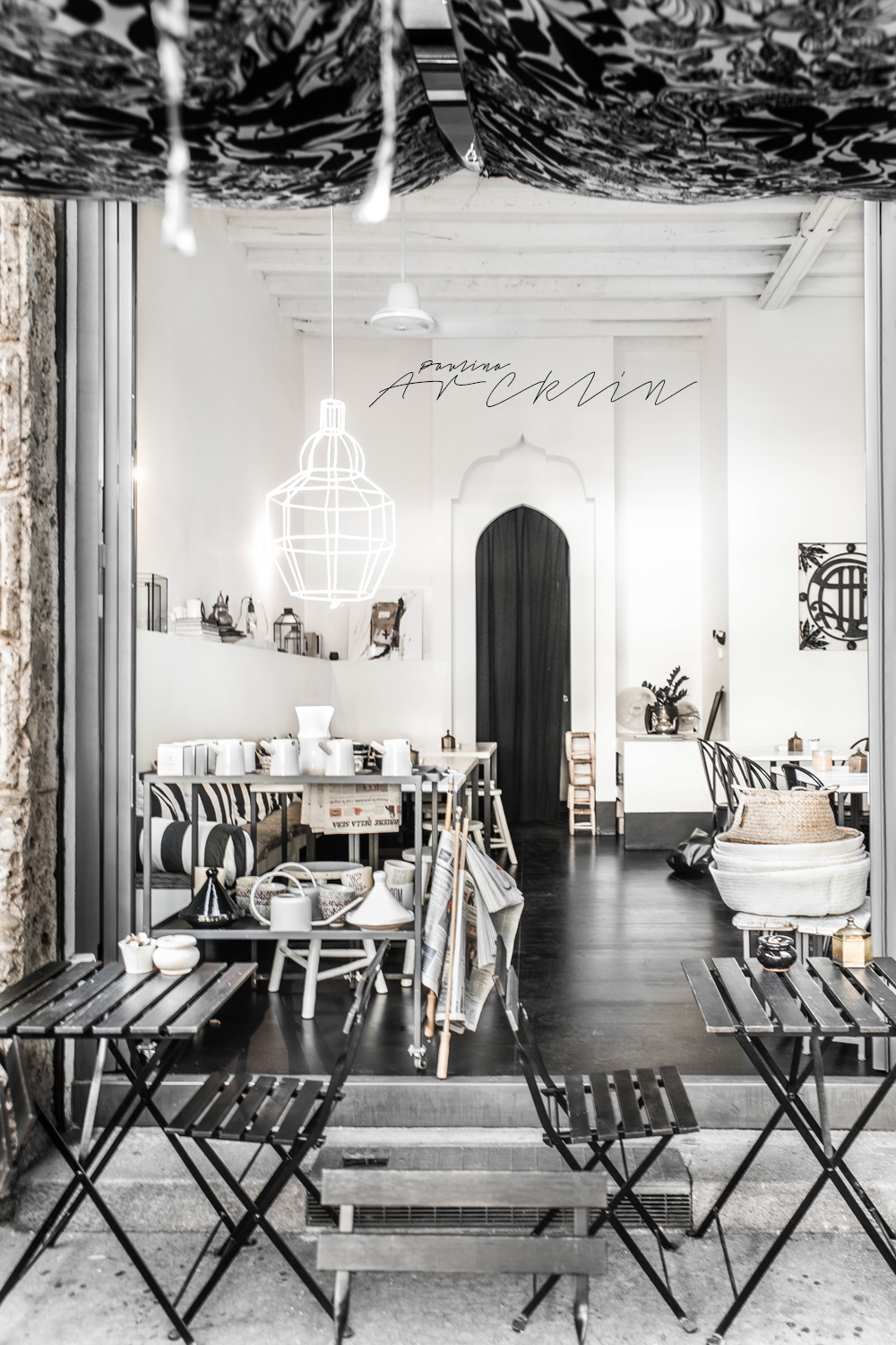 italian interiors design restaurant milan with ethnic scandi mood. Black Bedroom Furniture Sets. Home Design Ideas