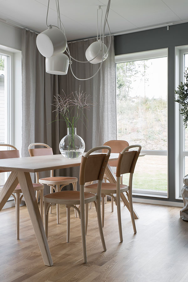 Interiors Grey Interior Paint In A Perfect Scandi Home