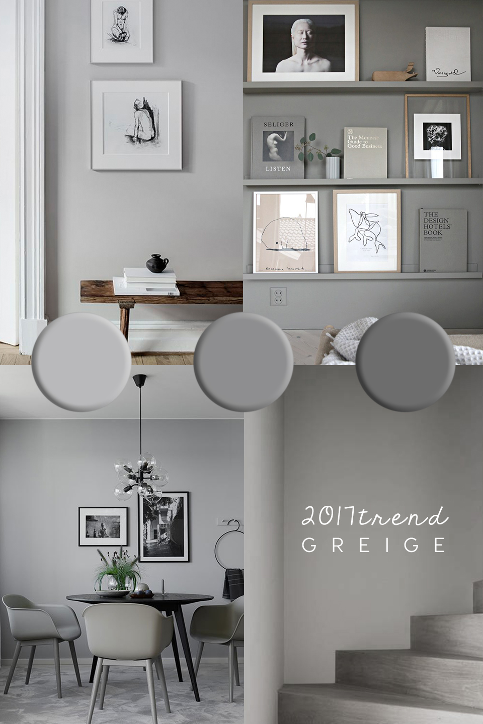 Interior trends in love with greige italianbark