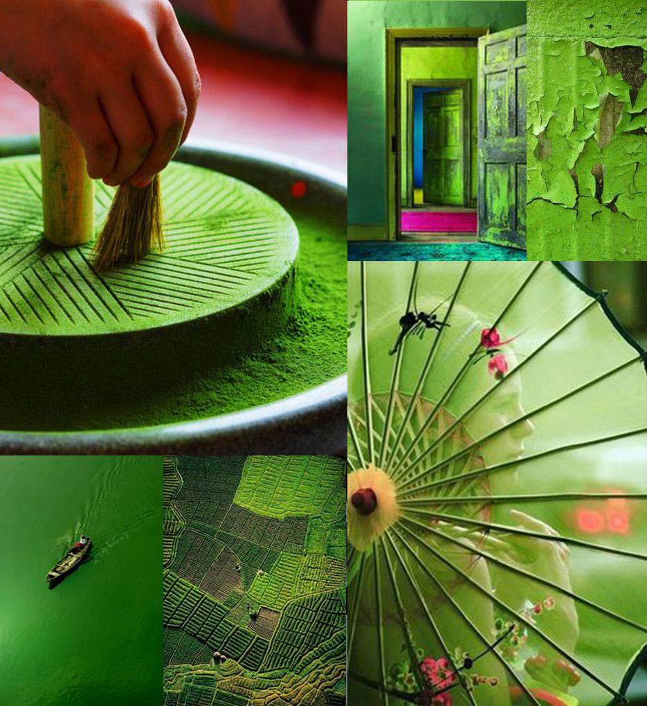 pantone color of the year pantone greenery in super moods