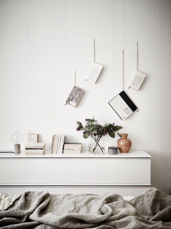 magazines display ideas, scandinavian style, italianbark interior design blog