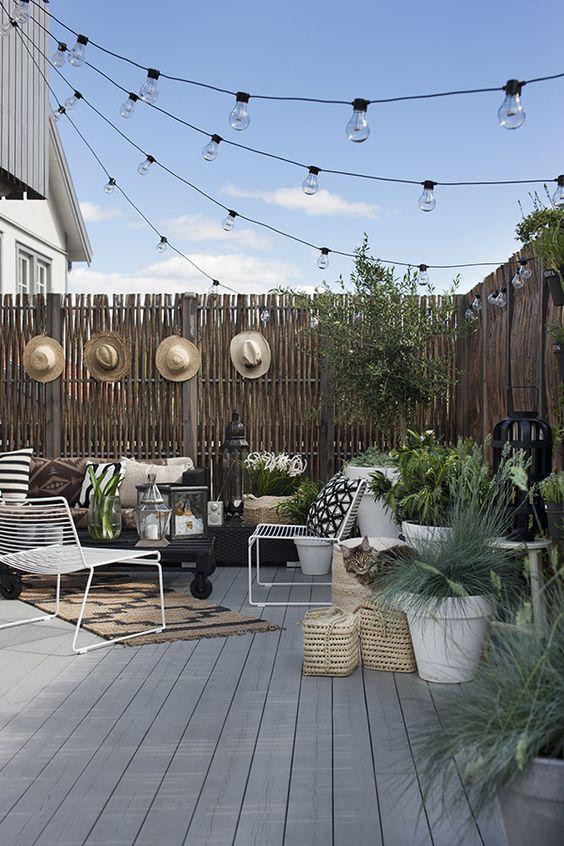 Perfect Summer Patio, outdoor trends 2017, italianbark,