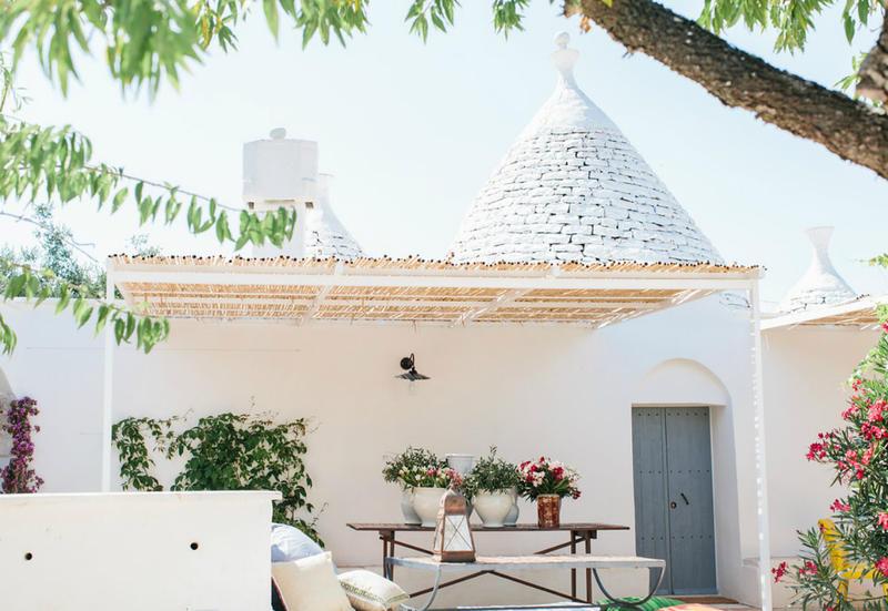 design trullo, puglia interior design, beautiful italian interiors, mediterranean style, italianbark, white trullo
