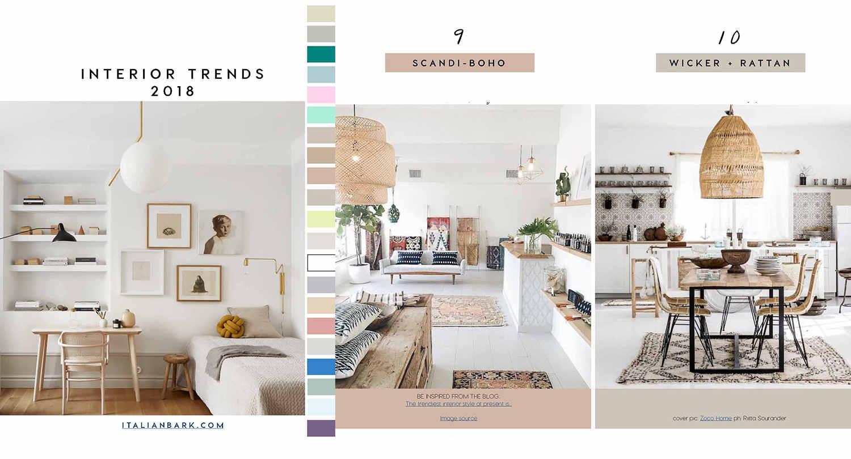 Decorating Trends 2018