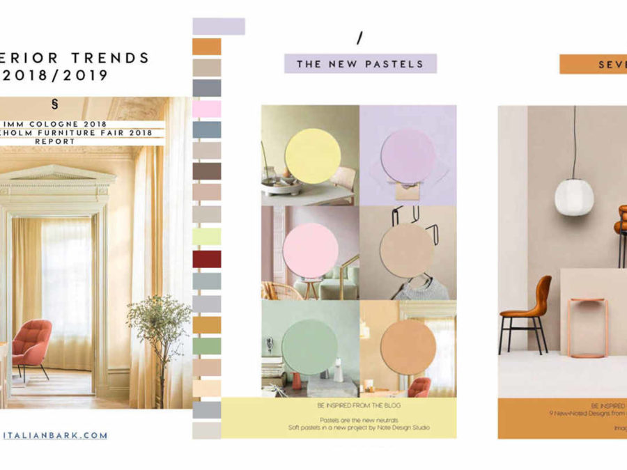Interior Design Trends The New 2019 Downloadable Guide Is Online