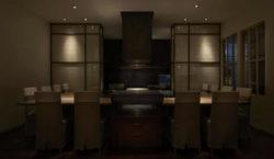 JAPANESE INTERIORS | A wabi-sabi style restaurant in Meguro, Tokyo