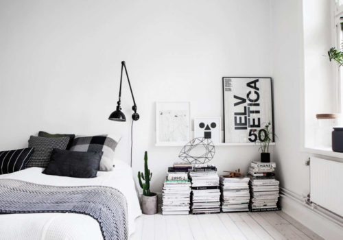 minimalist bedroom decor ideas, italianbark interior design blog