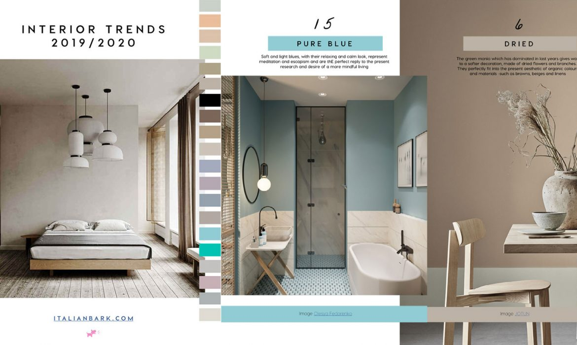 INTERIOR TRENDS 2019 | The New Downloadable Guide Is Online