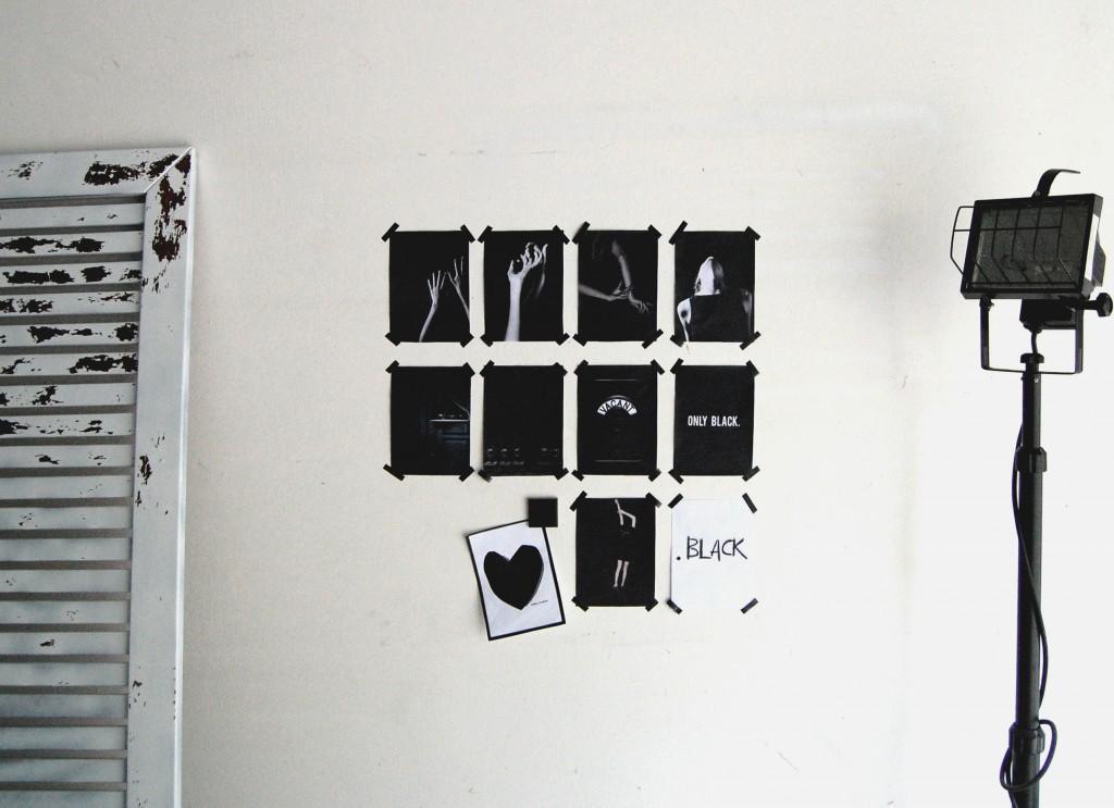 black, BLACK MOODBOARD, TOTAL BLACK