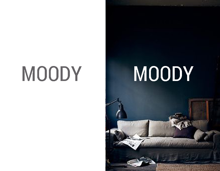 moody interiors - best 2015 interior trends