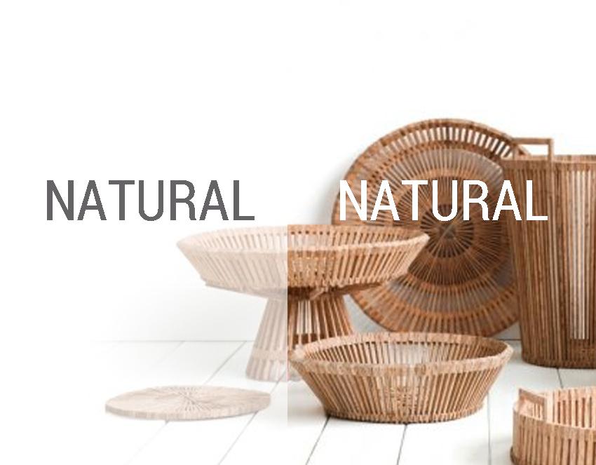 NATURAL interior trend