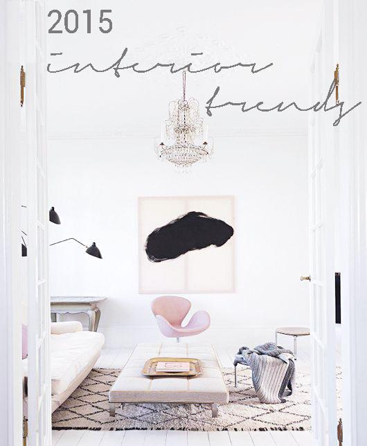 interior trends 2015
