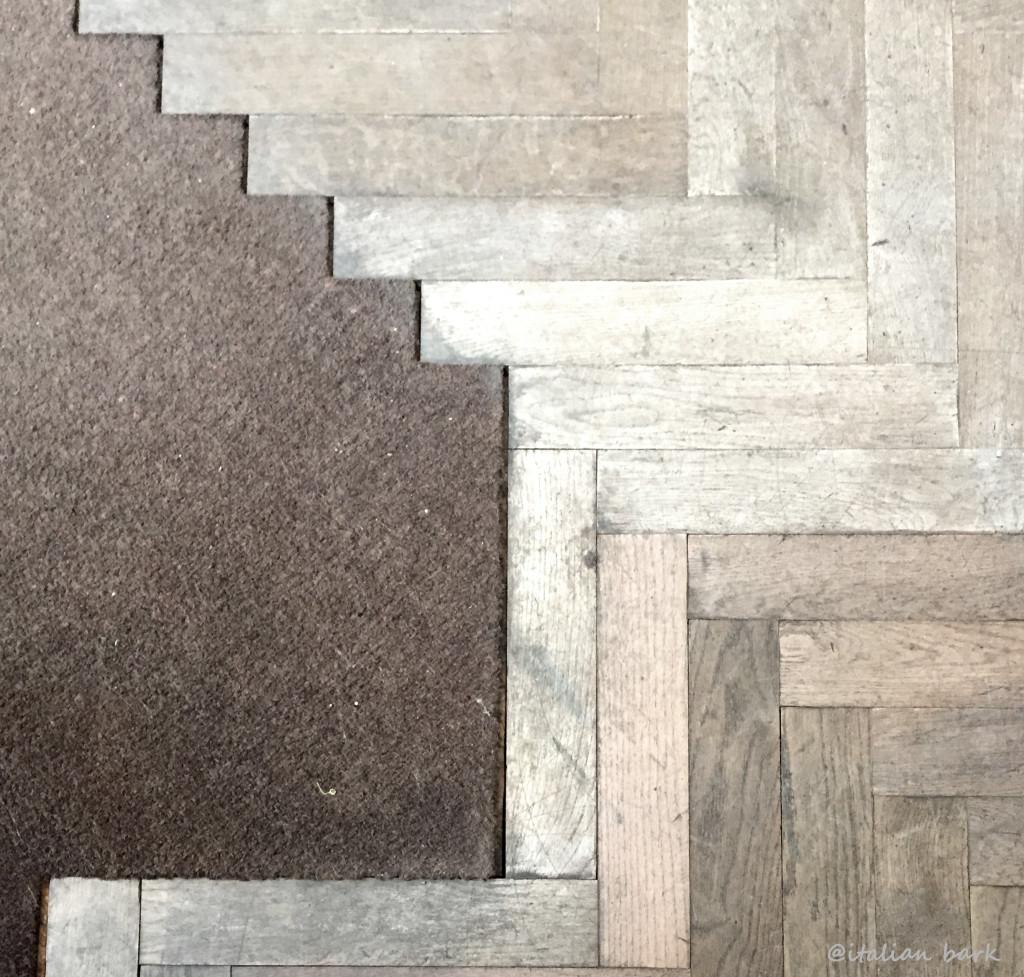 lolita ljubjana - wooden flooring detail