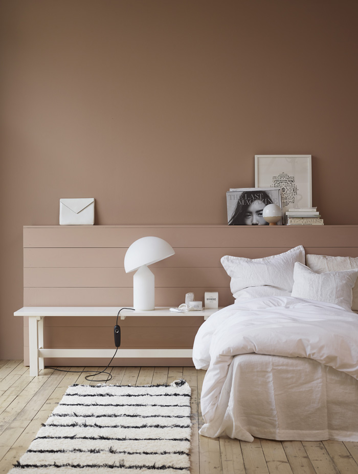 powder pink - best 2015 interior trend