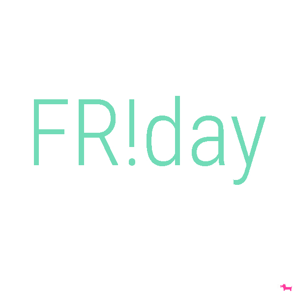 FRIDAY ! mint - quote - @italianbark