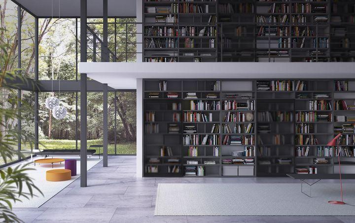 pianca geometric interior trend - pianca - italian interior design - italianbark - interior design blog 4