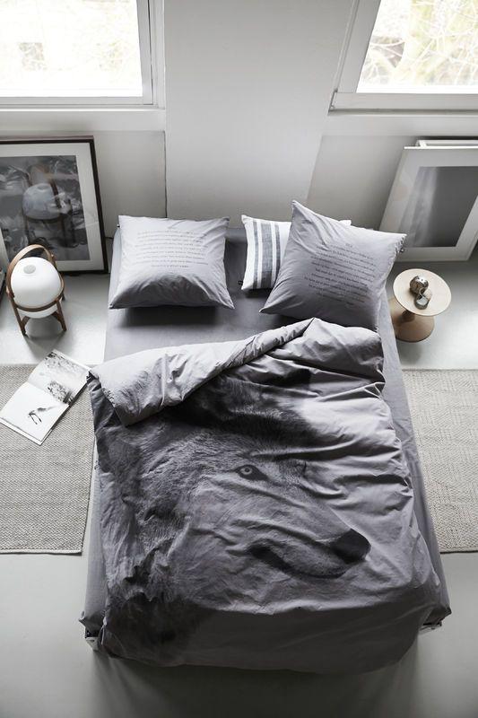 bedroom grey - monthly inspirations