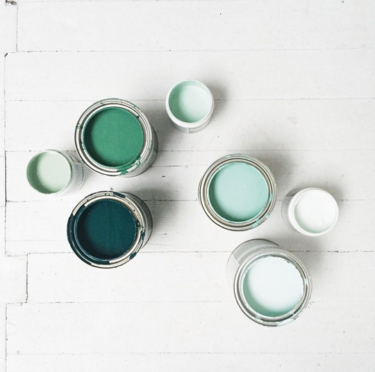 mint- march interior design inspirations
