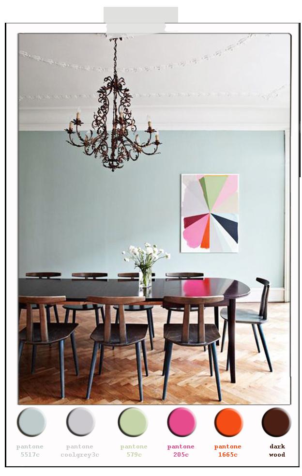 min palette dining room @italianbark