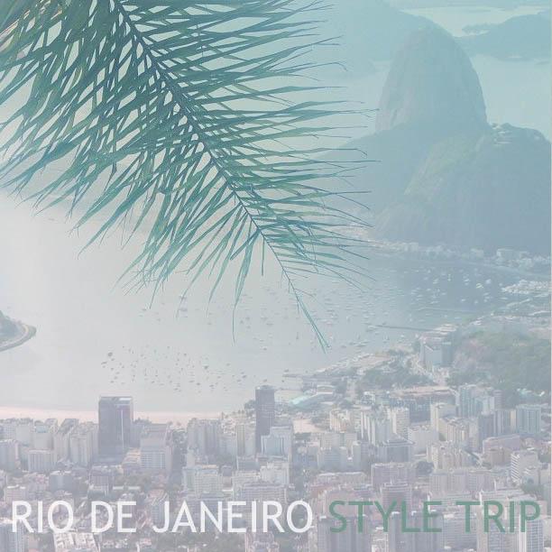 RIO DE JANEIRO STYLE TRIP COVER
