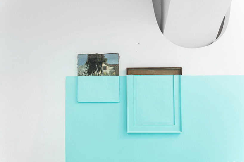 artgallery-rome-tiffanyblue-antivegetativa- turquoise walldecor