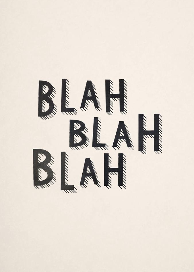 blah-blah-blah-web