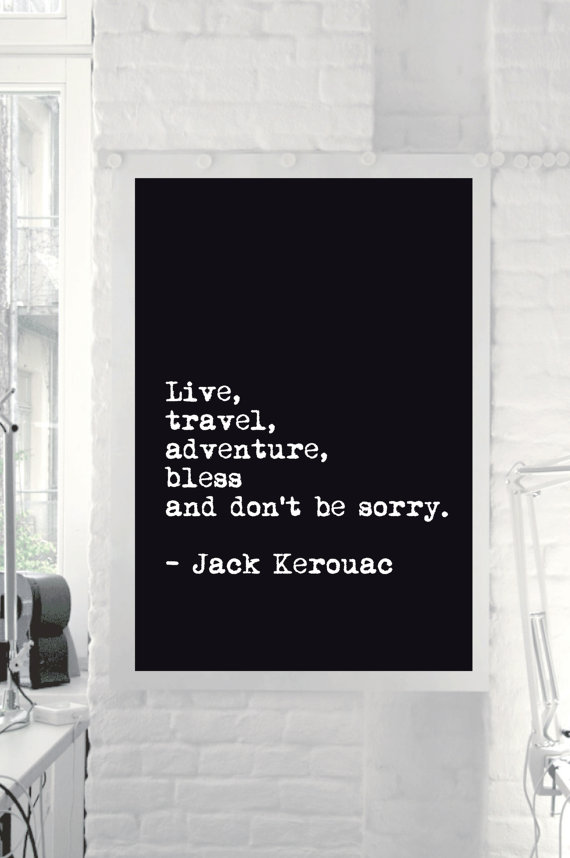 monthly quote - travel-italianbark