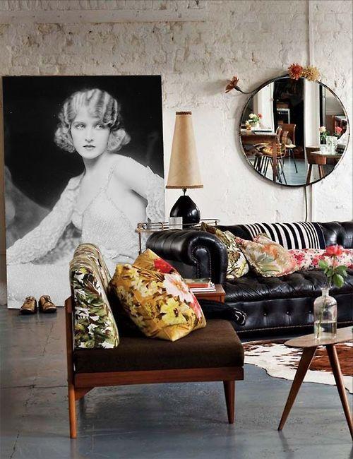 monthlyinspirations-italianbark-beautiful home interiors- london interior