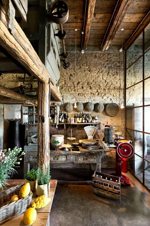 monthlyinspirations-italianbark-beautiful home interiors- tuscany interior