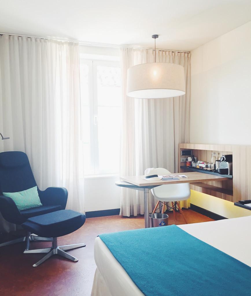 inspira santa marta - hotel interior design