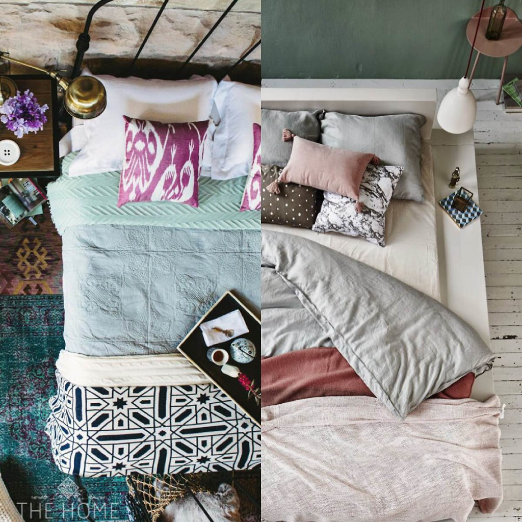 messy beds - make your bed or not - italianbark