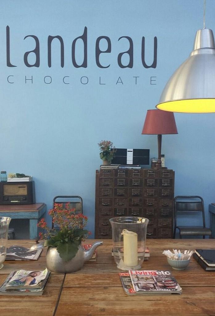 LANDEAU chocolaterie, LX Factory Lisbon