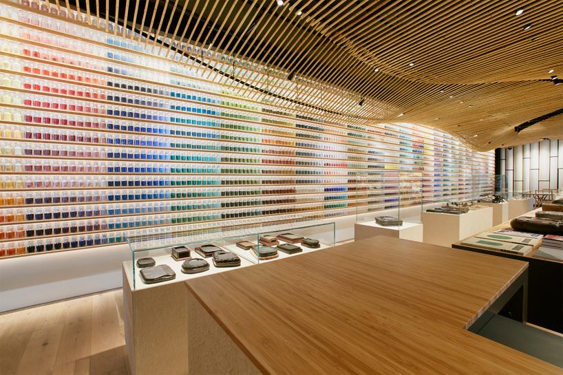 pigments-concept-store-tokyo-kengo-kuma
