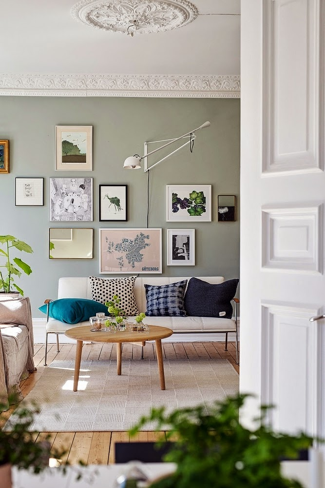 green-wall-paint-trend