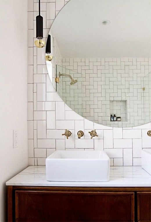 How to make a small bathroom look bigger in 7 tips - How to make a small bathroom look larger ...