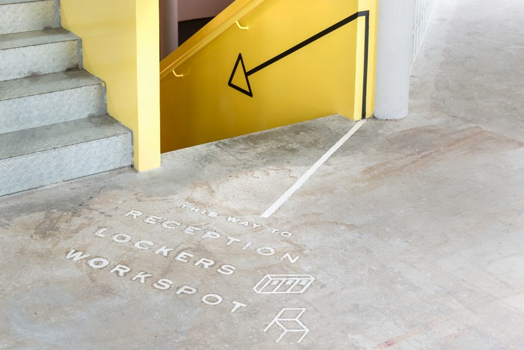 coworking-design-singapore-wayfinding-design-yellow