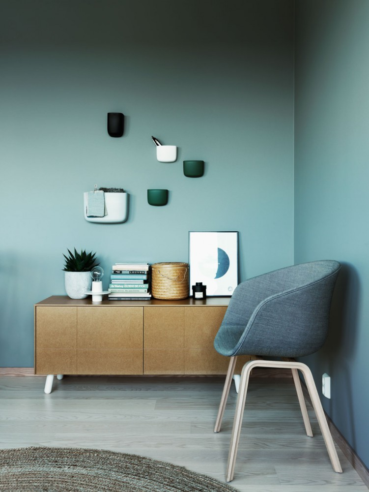 Beau Green Wall Paint, Green Paint, Dark Green Wall, Green Interior Trend