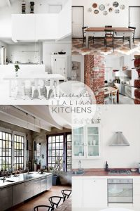 10 Top Italian Kitchen Designs Plus A Research On Italian Kitchen Habits