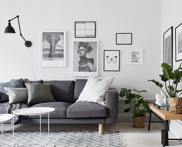 10 Scandinavian Style Interiors Ideas ITALIANBARK
