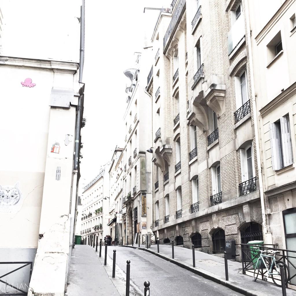 DESIGN HOTEL IN PARIS- LE PETIT PARIS- 0