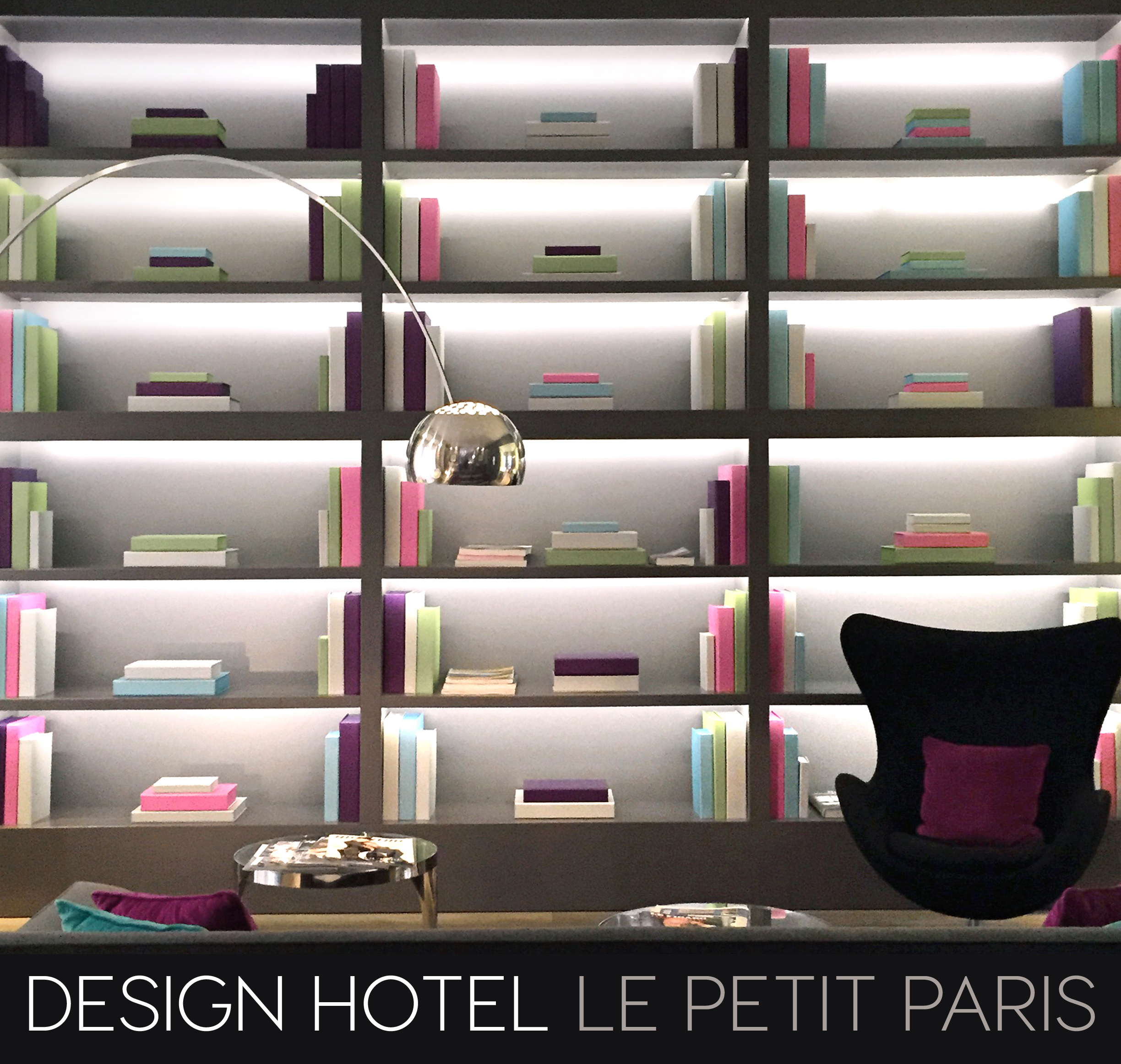 design hotel in Paris, le petit paris, boutique hotel Paris,