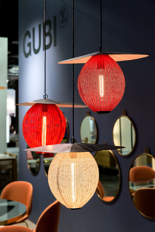 maison et objet 2016, maison objet highlights, colour trends 2016 furniture, gubi maison objet