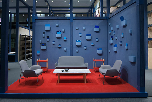 maison et objet 2016, maison objet highlights, colour trends 2016 furniture, , normann copenhagen blue, normann copenhagen maison objet