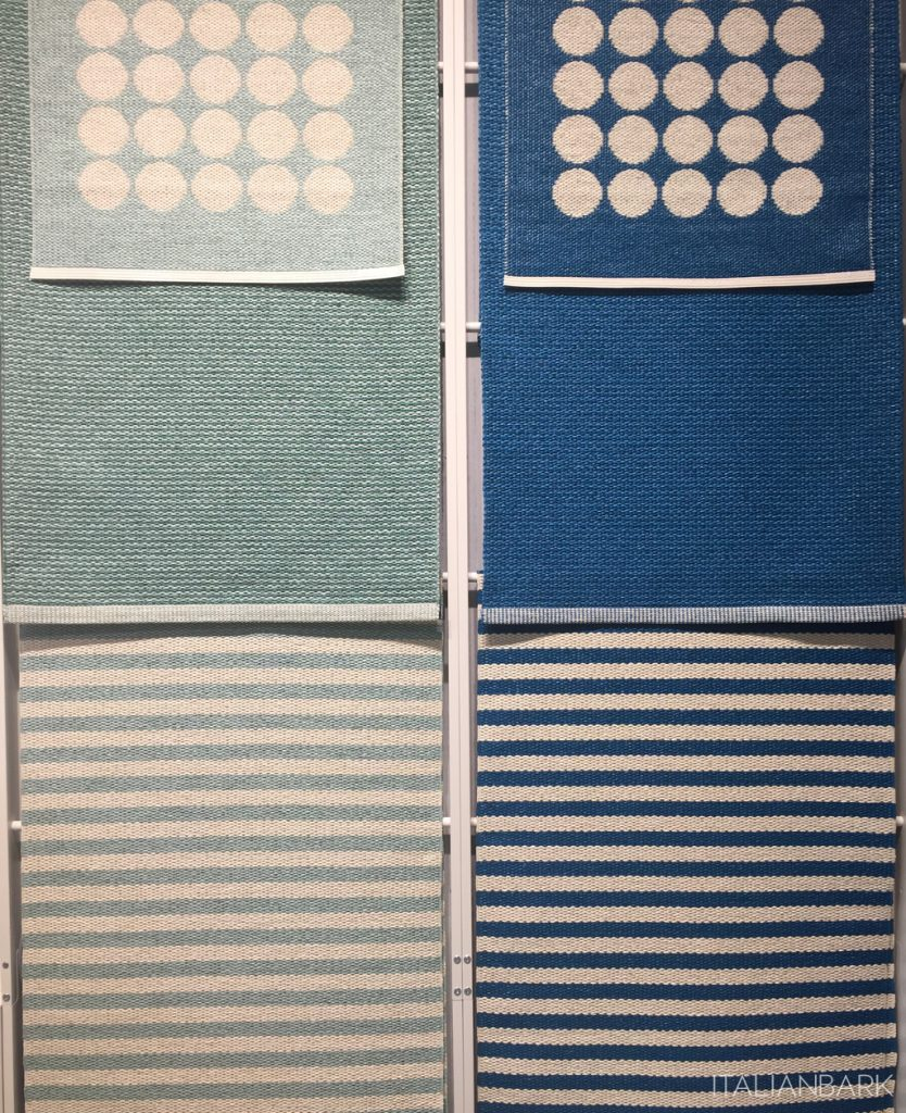 PAPPELINA RUIGS, BLUE RUGS SWEDISH